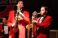 ...naši saxofonisté, které pro jejich velký počet nebudu představovat jmenovitě...